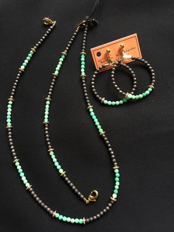 MAXI MINI CHRYSOPRASE